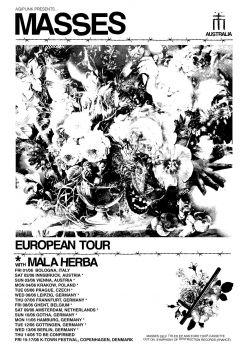band dyse tour 2018